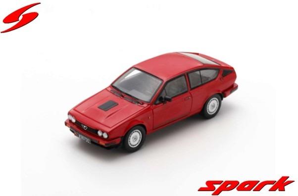 Spark 1/43 Alfa Romeo GTV6 1980