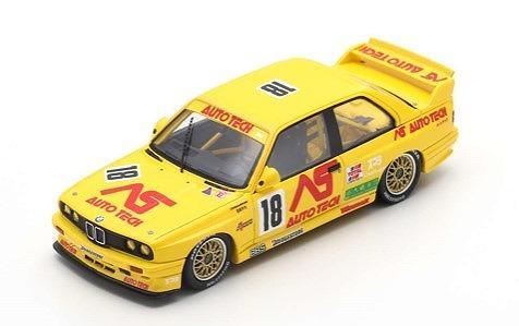 Spark 1/43 BMW M3 Evo No.18 Macau Guia Race 1991