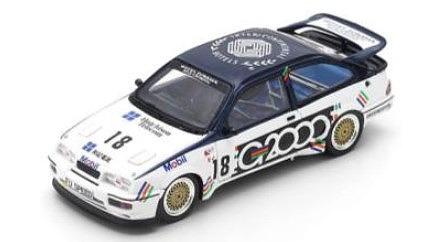 <予約> [Spark] 1/43 Ford Sierra RS500 Cosworth No.18 3rd Macau Guia Race 1988 Andy Rouse