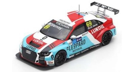 <予約> [Spark] 1/43 Audi RS 3 LMS No.69 Winner Race 1 WTCR Macau Guia Race 2018 Jean-Karl Vern