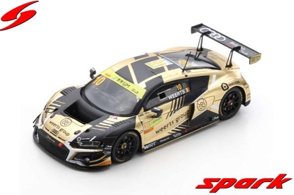 Spark 1/43 Audi R8 LMS No.10 Team WRT FIA GT World Cup Macau 2019 C.Weerts Limited 300