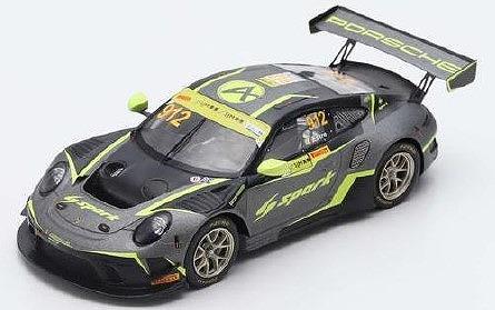 予約 Spark 1/43 Porsche 911 GT3 R No.912 Absolute Racing FIA GT World Cup Macau 2019 K?vin Estre
