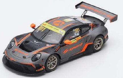 予約 Spark 1/43 Porsche 911 GT3 R No.911 Absolute Racing FIA GT World Cup Macau 2019 Alexandre Imperatori