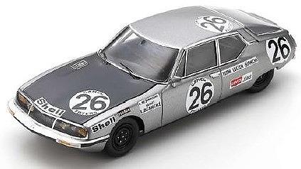 """<予約> Spark 1/43  Citro?n SM No.26 Spa 24H 1971 R. de Jamblinne - """"Bagrit"""""""