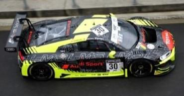 <予約 2021/5月発売予定> Spark 1/43 Audi R8 LMS GT3 No.30 Audi Sport Team WRT 24H Spa 2020
