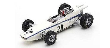 <予約> [Spark] 1/43 Lola T100 No.20 GP d'Albi F2 1967 Jo Siffert