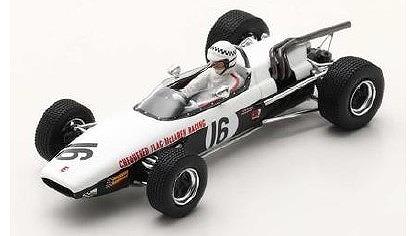 <予約> Spark 1/43  McLaren M4A No.16 GP de Pau F2 1968 Graeme Lawrence