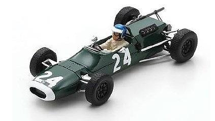 <予約> Spark 1/43  Matra MS5 No.24 Grand Prix de Pau F2 1966 Jacky Ickx