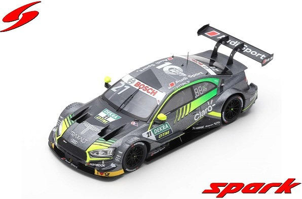 Spark 1/43 Audi RS 5 No.21 DTM 2019 WRT Team Audi Sport