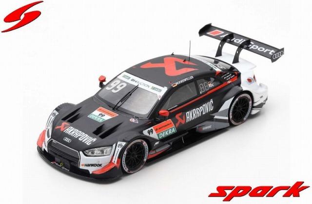 Spark 1/43 Audi RS 5 DTM 2019 No.99 Audi Sport Team Abt Sportsline Mike Rockenfeller