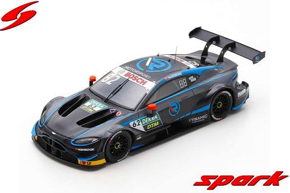 Spark 1/43 Aston Martin Vantage DTM 2019 No.62 R-Motorsport Ferdinand Habsburg Limited 500