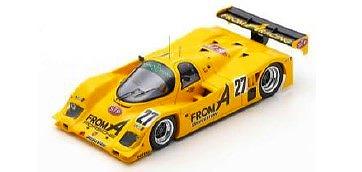 Spark 1/43 Porsche 962C No.27 500km SUGO 1990 Limited 750