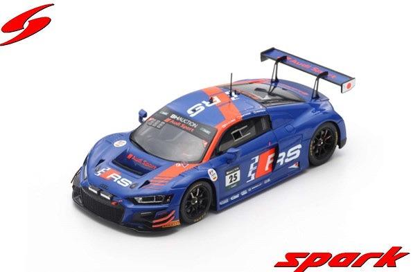 Spark 1/43 Audi R8 LMS GT3 2019 No.25 Audi Sport Team WRT Winner Suzuka 10H 2019