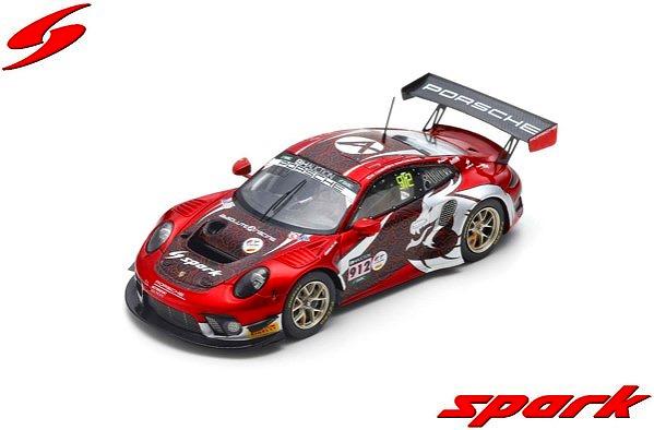 [Spark] 1/43 Porsche 911 GT3 R No.912 Absolute Racing 3rd Suzuka 10H 2019 D. Olsen - M. Campbell - D. Werner