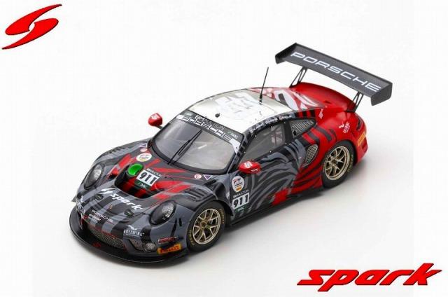 Spark 1/43 Porsche 911 GT3 R No.911 EBM Suzuka 10H 2019 R. Dumas - M. Jaminet - S. M?ller