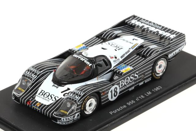 spark 1/43 Porsche 956 No.18 LM 1983