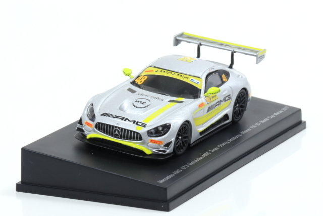 Spark 1/64 Mercedes-AMG GT3 No.48 Team Driving Academy Winner FIA GT World Cup Macau 2017