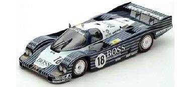 Spark 1/64 Porsche 956 No,18 7th 24h LeMans 1983