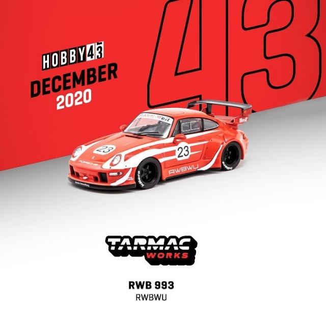 TARMAC 1/43 RWB 993 RWB WU