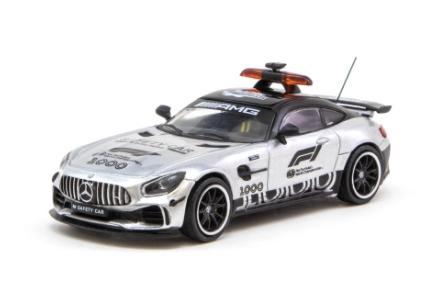 予約 TARMAC 1/64 Mercedes-AMG GT R Safety Car Chinese GP 2019