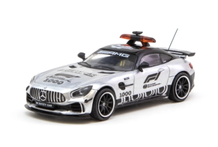 TARMAC 1/64 Mercedes AMG GT R Safety Car Chinese GP 2019
