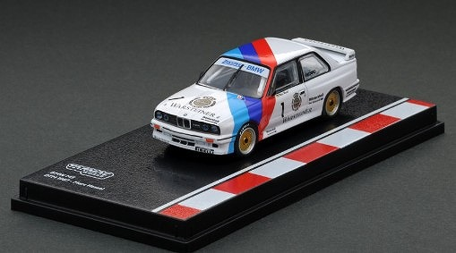 TARMAC 1/64 BMW M3 DTM 1987 #1