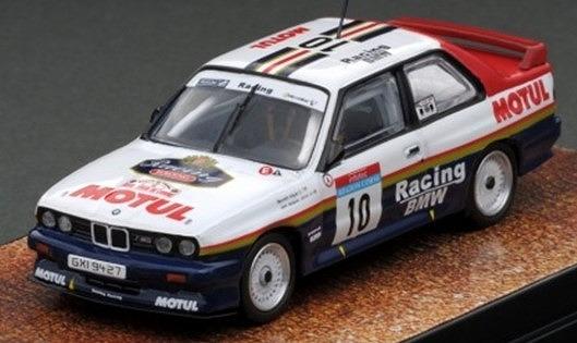 TARMAC 1/64 BMW M3 Tour de Corse 1987