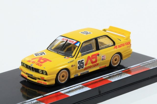 TARMAC 1/64 BMW M3 JTCC 1991 #35 Division 2 Champion