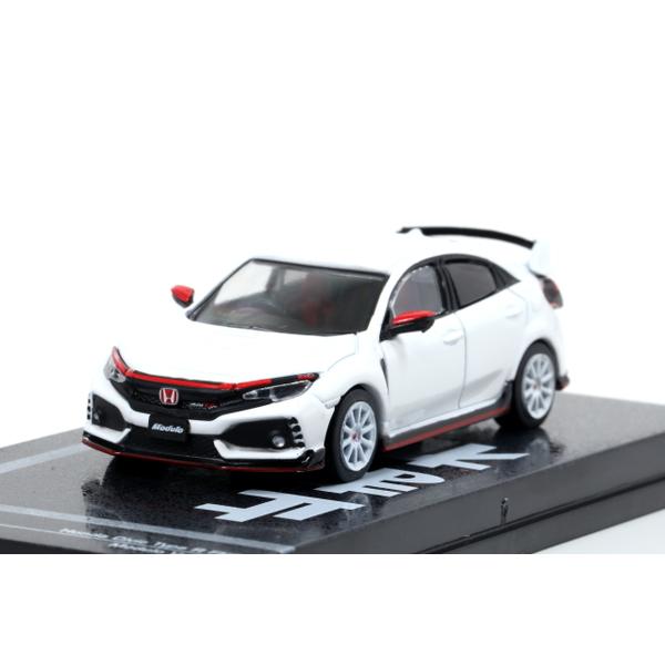 【TARMAC】 1/64 Honda Civic Type R FK8 Modulo Version
