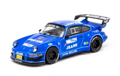 TARMAC 1/64 RWB 930 Wally's Jeans