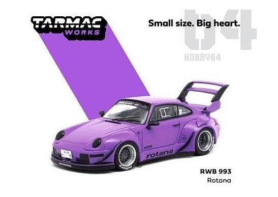 TARMAC 1/64 RWB 993 Rotana