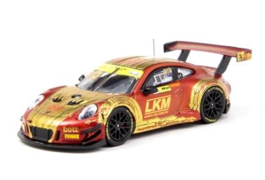 TARMAC 1/64 Porsche 911 GT3 R Macau GT Cup FIA GT World Cup 2018 Earl Bamber