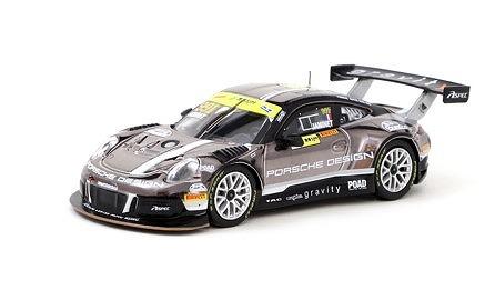 TARMAC 1/64 Porsche 911 GT3 R (991) Macau GT Cup - FIA GT World Cup 2018