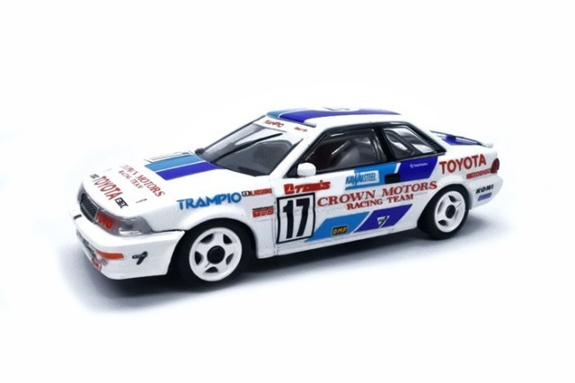 TARMAC 1/64 Toyota Corolla Levin AE92 Macau Guia Race 1989