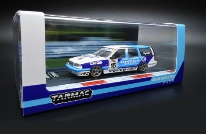 TARMAC 1/64 Volvo 850 Estate BTCC 1994 No,15