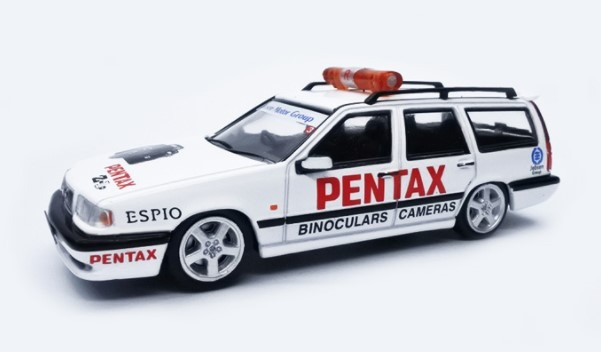 TARMAC 1/64 Volvo 850 Estate Macau GP 1994 Safety car