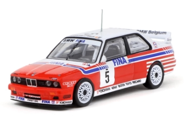 TARMAC 1/64 BMW M3 E30 Spa 24H Race 1992 Winner