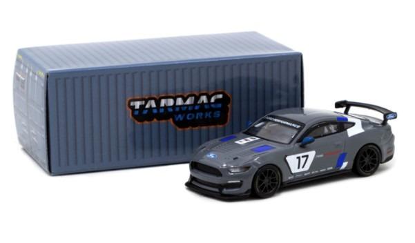 TARMAC 1/64 Ford Mustang GT4 SEMA 2016 Presentation