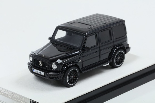 [MOTORHELIX] 1/64 Mercedes AMG G63(2019) Metallic Black
