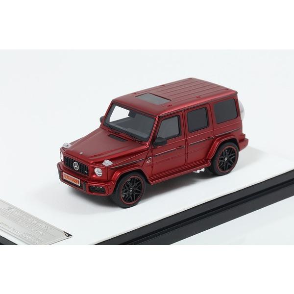 【MOTORHELIX】1/64 Mercedes-AMG G63(2019) China Red