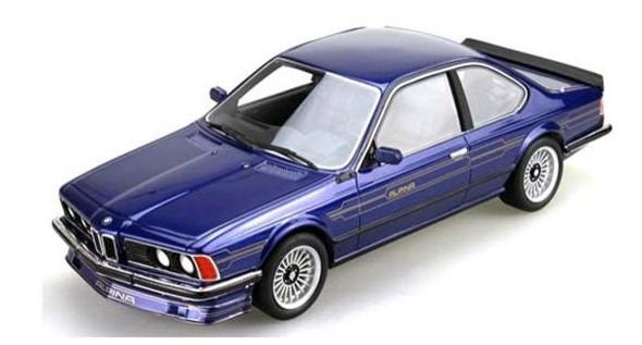 TOPMARQUES 1/43 BMW アルピナ B7 ダークブルーメタリック
