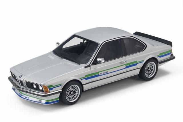 <予約 2021/12月下旬発売予定> TOPMARQUES 1/43 BMW アルピナ B7 シルバー