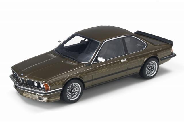 <予約 2021/12月下旬発売予定> TOPMARQUES 1/43 BMW アルピナ B7 ブラウンメタリック