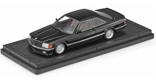 TOPMARQUES 1/43 メルセデス 560 SEC ロリンザー 1987 ブラック