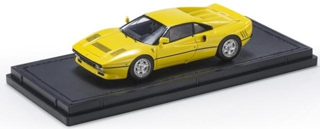 <予約 2021/12月下旬発売予定> TOPMARQUES 1/43 288 GTO イエロー