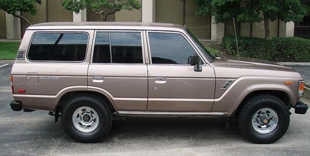 <予約 2021/12月下旬発売予定> TOPMARQUES 1/18 トヨタ ランドクルーザー 1987 J60 ブロンズ