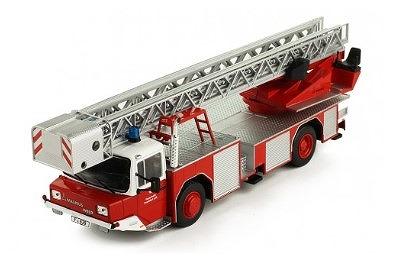 ixo 1/43 マギルス DLK 2312 ドイツ消防