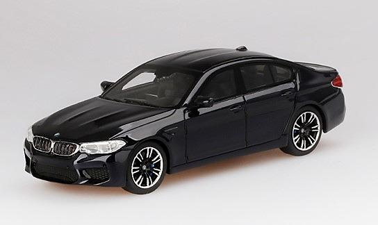 TSM 1/43 BMW M5 Carbon Black Metallic