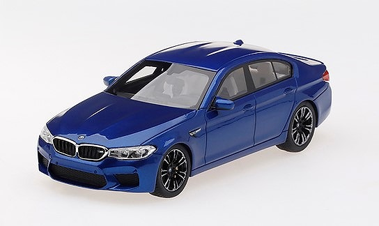 TSM 1/43 BMW M5 Yas Marina Blue Metallic