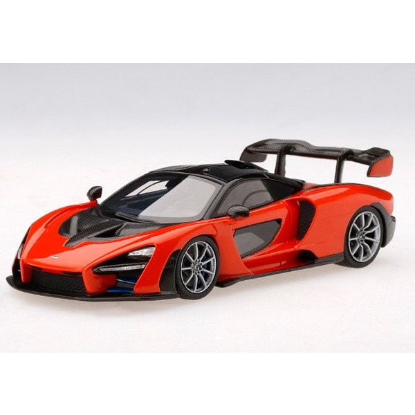 【TSM】 1/43 McLaren Senna Mira Orange